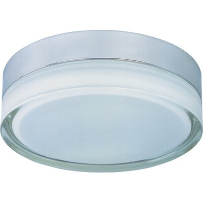 Wildon Home ® Flux 2 Light Flush Mount