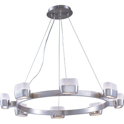 ET2 Ellipse 8 Light Pendant