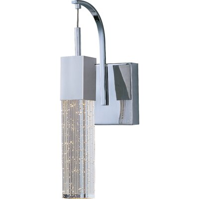 ET2 Fizz One Light Wall Sconce in Polished Chrome