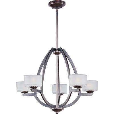 Wildon Home ® Ztella 5 - Light Chandelier