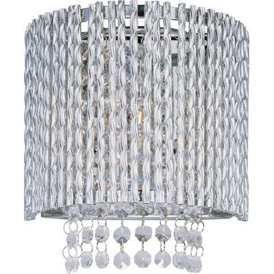 ET2 Spiral 1 Light Wall Sconce