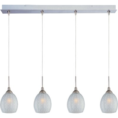 ET2 Minx 4 Light RapidJack Linear Pendant