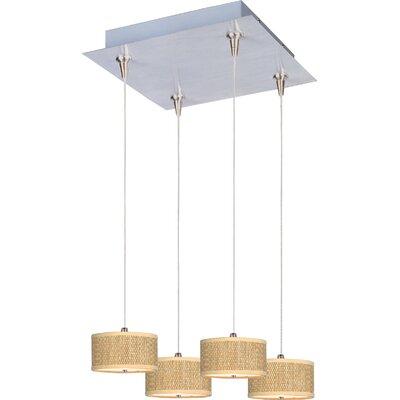 Wildon Home ® Mode 4 - Light Multi - Light Pendant
