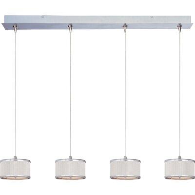 Wildon Home ® Mode 4 - Light Linear Pendant