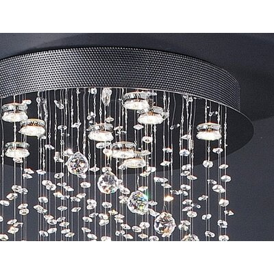 ET2 Cascada 9 Light Pendant