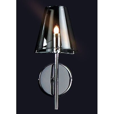 ET2 Chic Wall Sconce in Chrome
