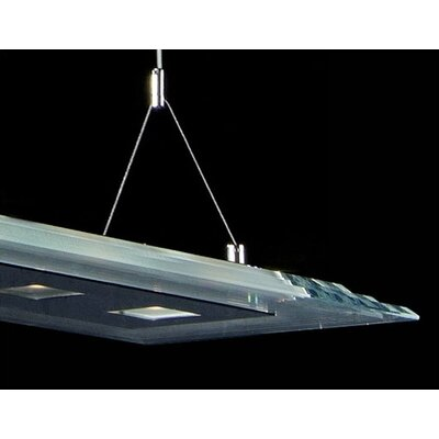 ET2 Strato 4 Light Kitchen Island Pendant