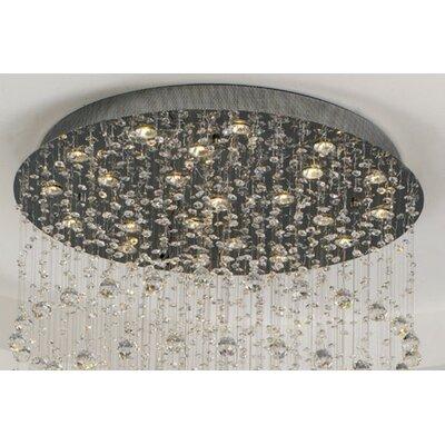 Wildon Home ® Aphex 22 - Light Flush Mount