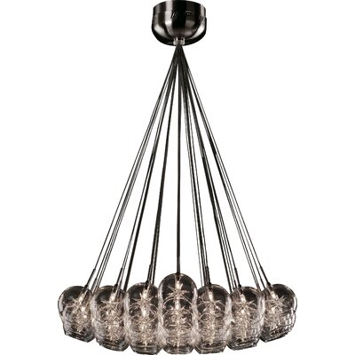 Wildon Home ® Stellar 37 - Light Multi - Light Pendant