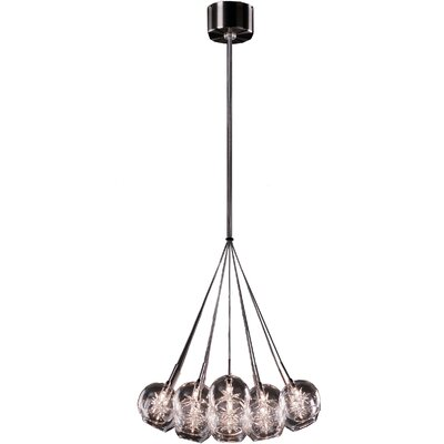 Wildon Home ® Stellar 19 - Light Multi - Light Pendant