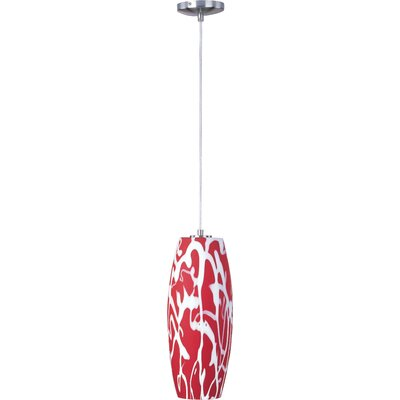 Wildon Home ® Graffiti 1 Light Mini Pendant