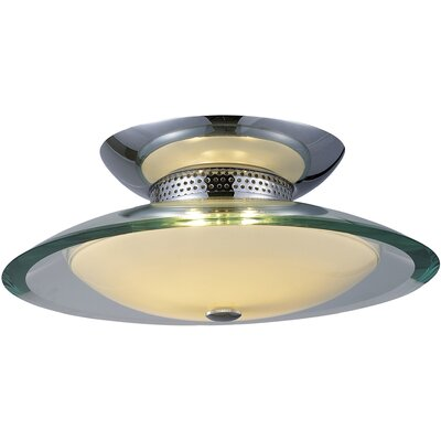 Wildon Home ® Jacko 2 - Light Flush Mount