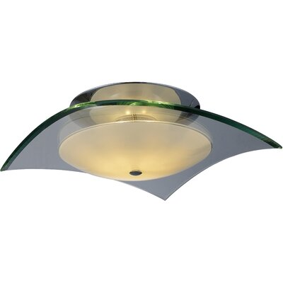 ET2 Curva 2-Light Flush Mount