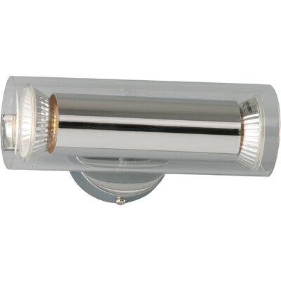 ET2 Frost Flash 2 Light Wall Sconce
