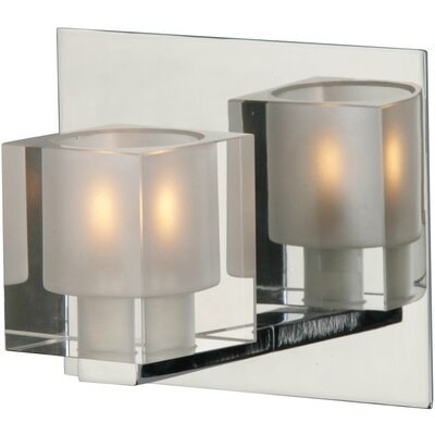ET2 Blocs 1 Light Bathroom Vanity Light