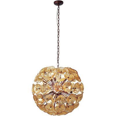 Wildon Home ® Goddard 20 - Light Single Pendant
