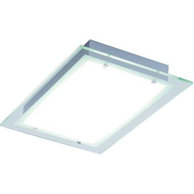 ET2 Contempra 2-Light Flush Mount