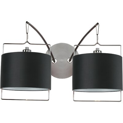 Wildon Home ® Passion 2 Light Wall Sconce