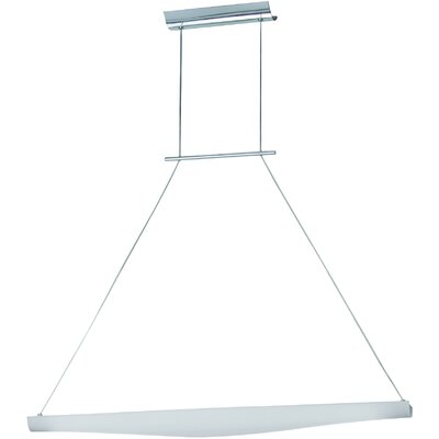 Krisp 1 Light Linear Pendant