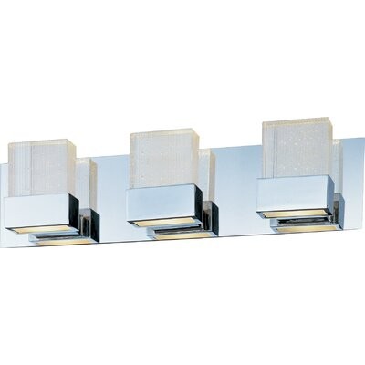 ET2 Veil 3 Light Bath Vanity Light