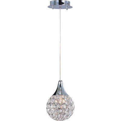 Brilliant 1 Light Pendant