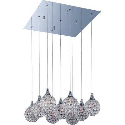 ET2 Brilliant 9 Light Pendant