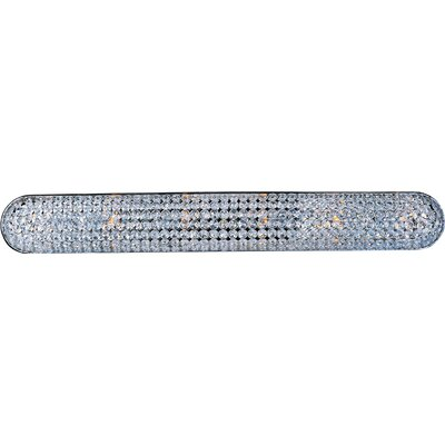 ET2 Brilliant 6 Light Bath Bar