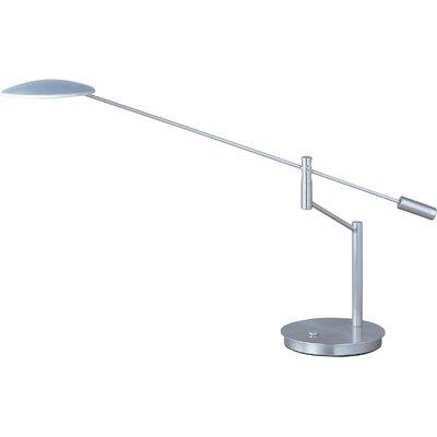 """Wildon Home ® Eco-Task Sleek Qoah 21.5"""" H 1 - Light Table Lamp"""
