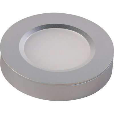 Wildon Home ® CounterMax MX-LD-R LED Under Cabinet Puck Light