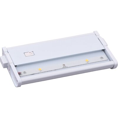"ET2 CounterMax MX-L120DC 7"" 2-Light LED Under Cabinet Light"