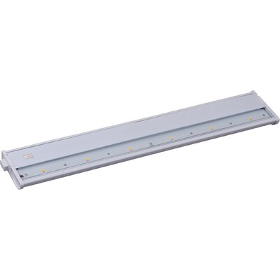 "Wildon Home ® CounterMax MX-L120DC 21"" 6-Light LED Under Cabinet Light"