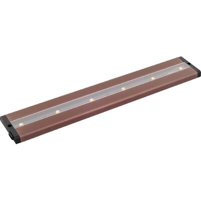 "ET2 CounterMax MX-L-LPC 18"" 6-Light LED Under Cabinet Light"