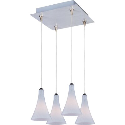 Minx 4 Light Pendant