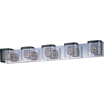 ET2 Gem 5 Light Bath Vanity Light