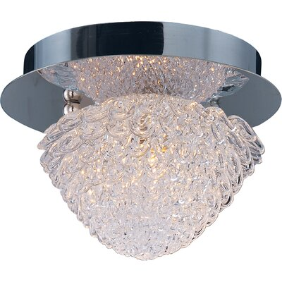Wildon Home ® Voices 1 - Light Flush Mount