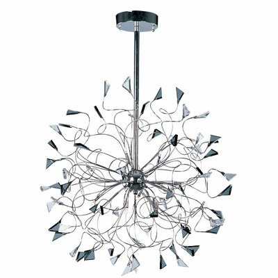 ET2 Calypso 12 Light Pendant