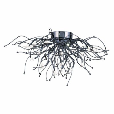 Wildon Home ® Southstream 28 - Light Flush Mount