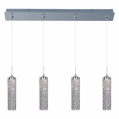 ET2 Shanell 4 Light Kitchen Pendant Lighting