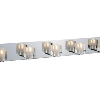 Wildon Home ® Speech 5 - Light Bath Vanity