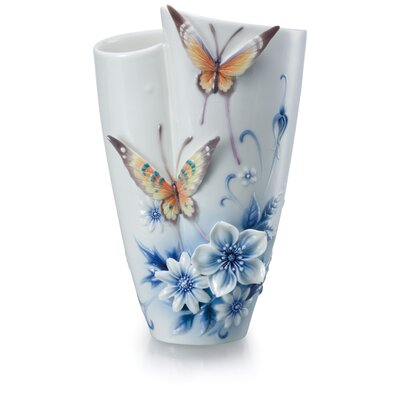 "Franz Collection Eternal Love 8.5"" x 4.62"" Vase"