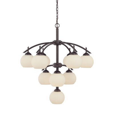 Dolan Designs Cathedral 10 Light Chandelier