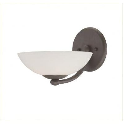 Dolan Designs Rainier 1 Light Wall Sconce