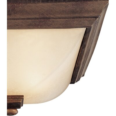 Dolan Designs Belltown 2 Light Flush Mount