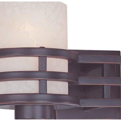 Dolan Designs Saturn 2 Light Vanity Light