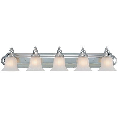 Dolan Designs Richland 5 Light Vanity Light