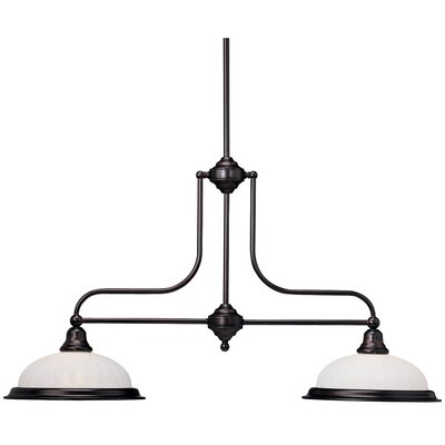 Richland 2 Light Kitchen Island Pendant