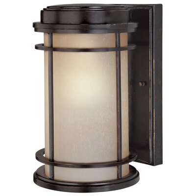 Dolan Designs La Mirage 1 Light Outdoor Wall Lantern