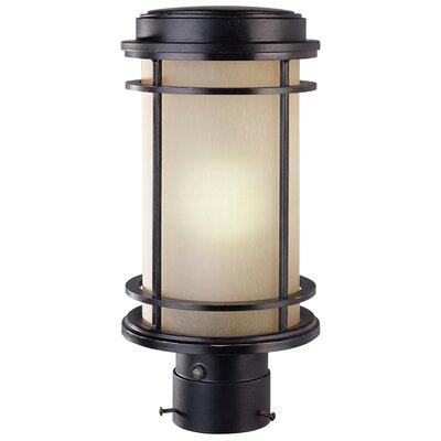 Dolan Designs La Mirage 1 Light Outdoor Post Lantern