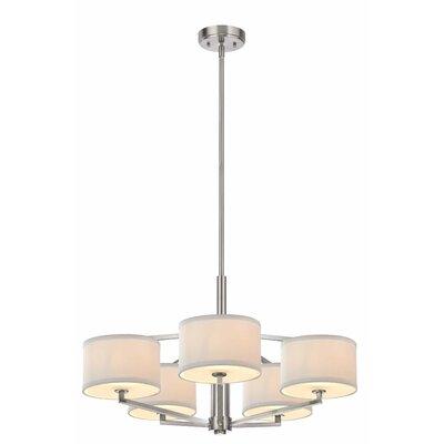 Dolan Designs Monaco 5 Light Chandelier