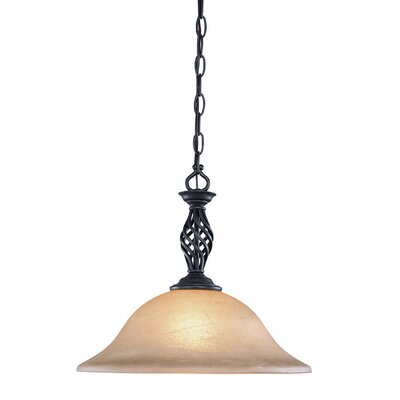 Dolan Designs Atlantis 1 Light Pendant
